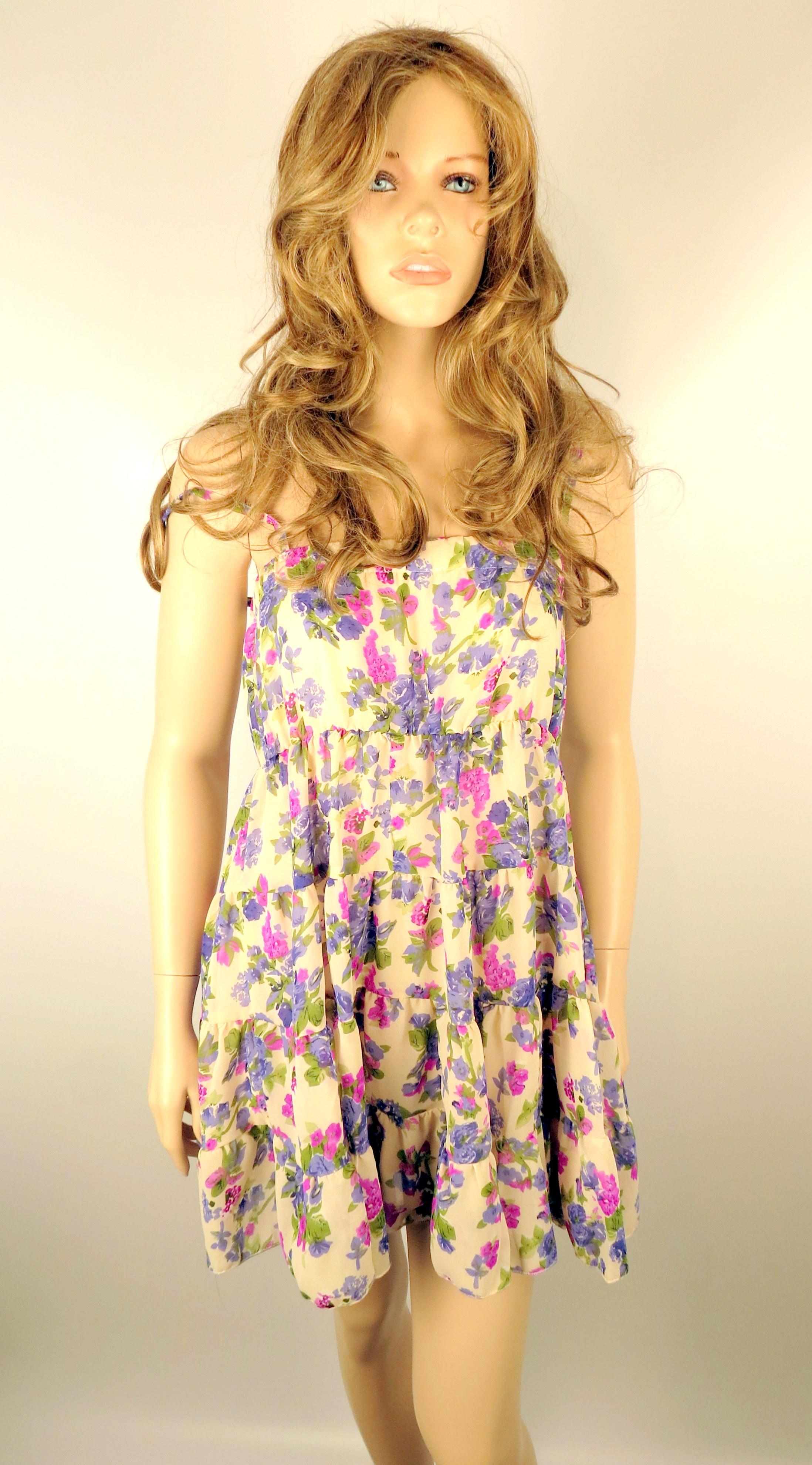 Модные летние платья майки